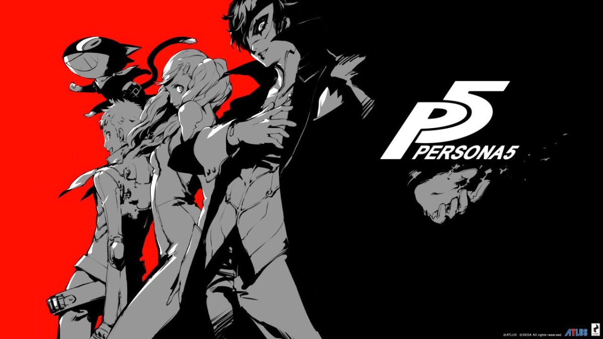 Four New Persona 5 Trailers
