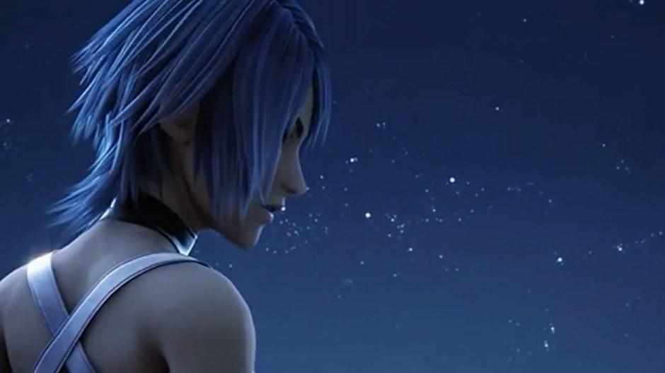 Kingdom Hearts Aqua Wallpaper 0.2 Birth By Sleep- A ...