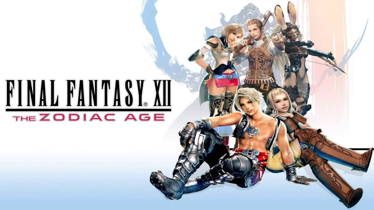Final Fantasy XII The Zodiac Age Trophies Revealed (Update)