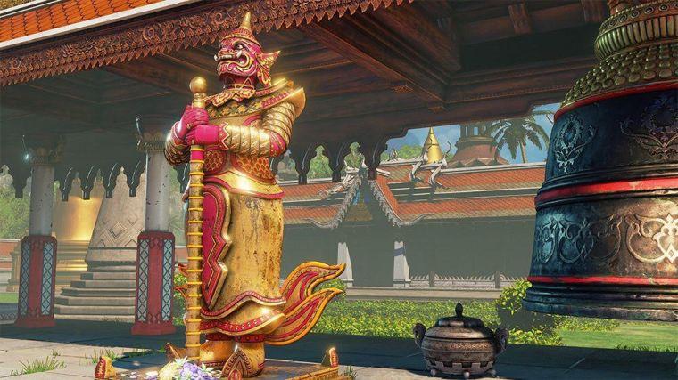 sfv thailand