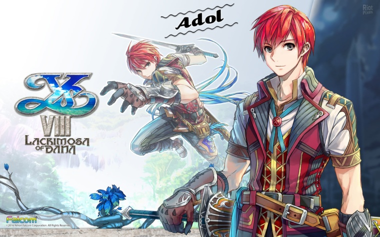 Ys VIII Wups