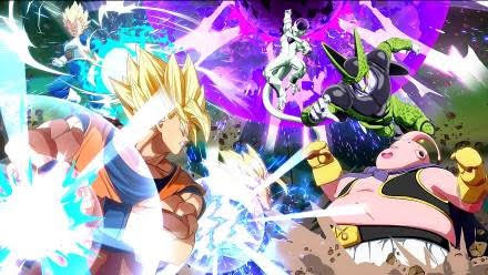 Dragon Ball Fighters2