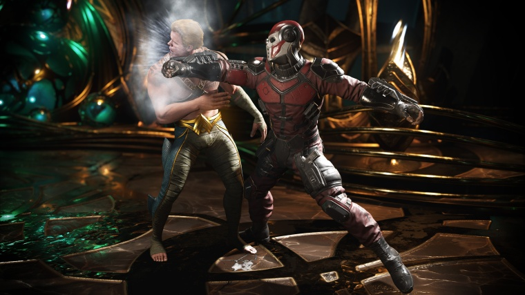 injustice 2 NO