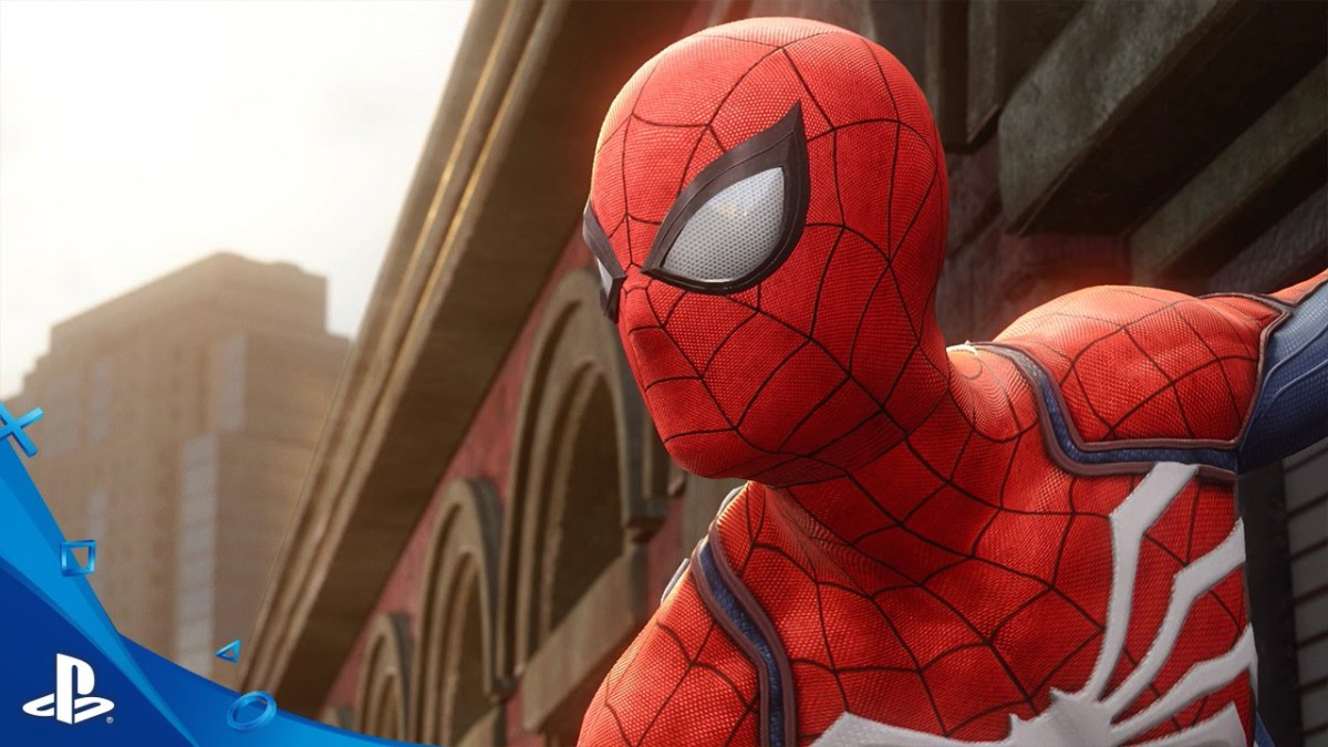 Marvel's Spider-Man PS4 E3 2017 Gameplay Trailer