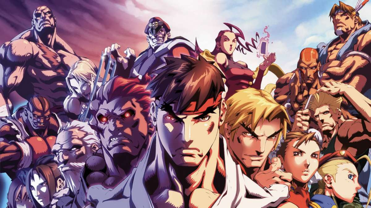 The Online Arcade Celebrates Street Fighter 30th Anniversary