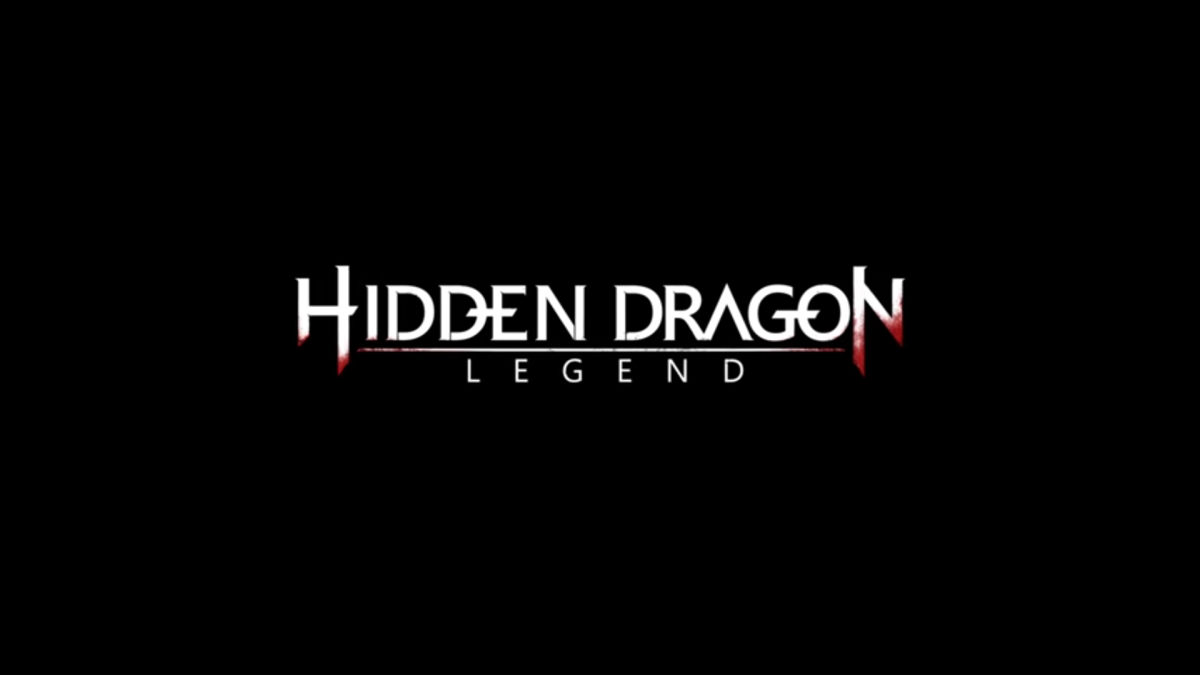 Check out the Hidden Dragon Legend Trailer