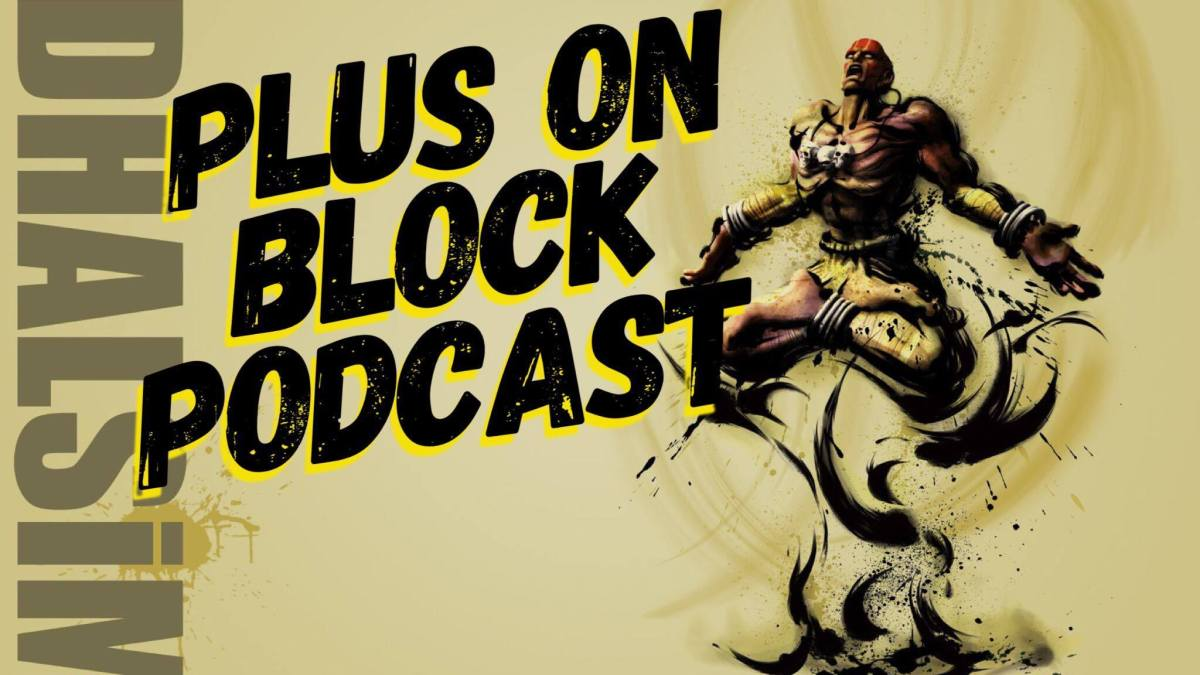 The Online Arcade Presents: The Plus On Block Podcast Episode 27