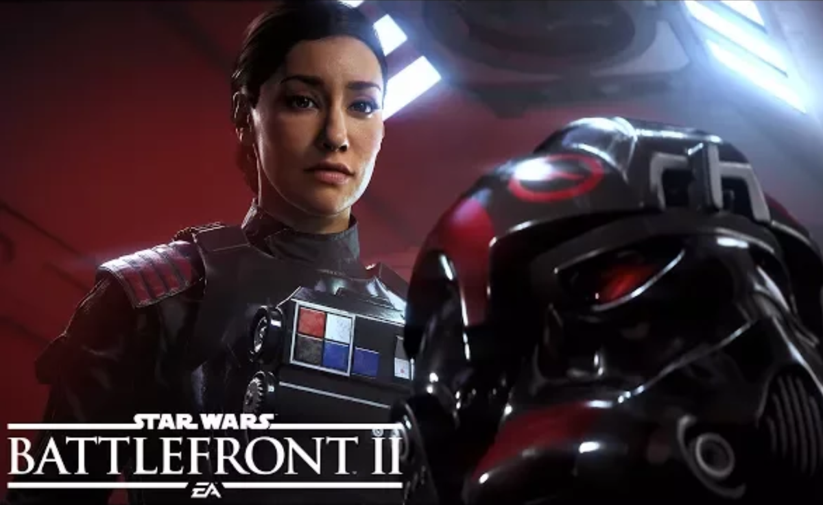 Check out the new Star Wars Battlefront II Single Player Trailer