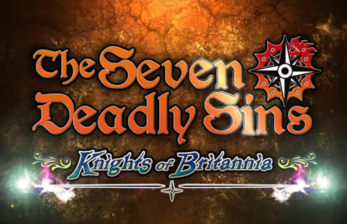 The Seven Deadly Sins: Knights of Britannia new trailer!