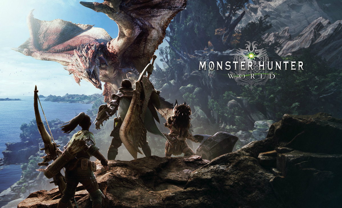 Monster Hunter World PS4 Beta Details