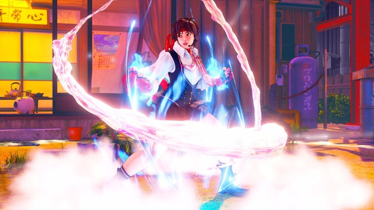 Sakura V-Trigger Activation