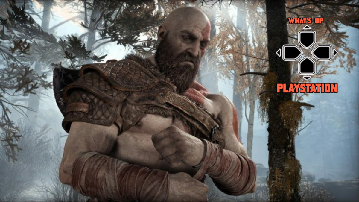 God Of War Releases to PS4 Consoles April 20th